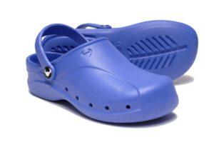 Skoll Klompe Plave + KLOMPE + Papuce SUECOS
